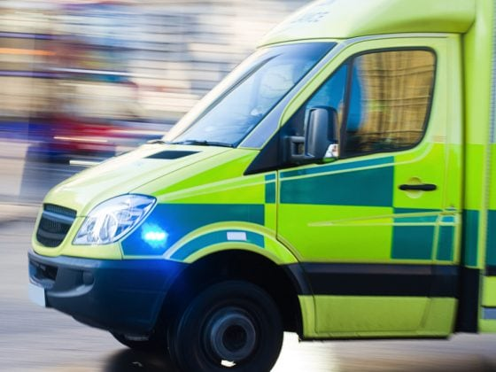 Connected Ambulance - Visionable