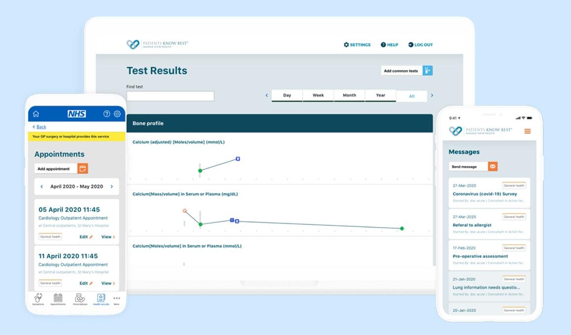 Patients Know Best Platform