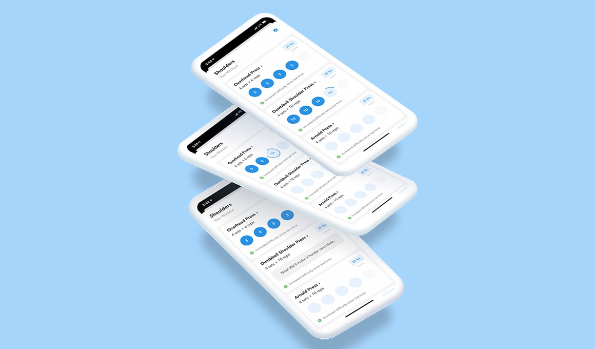 Fitness AI - App