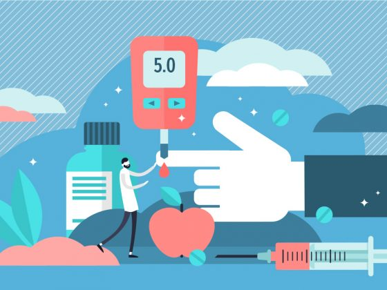 Healthtech startups improving diabetes