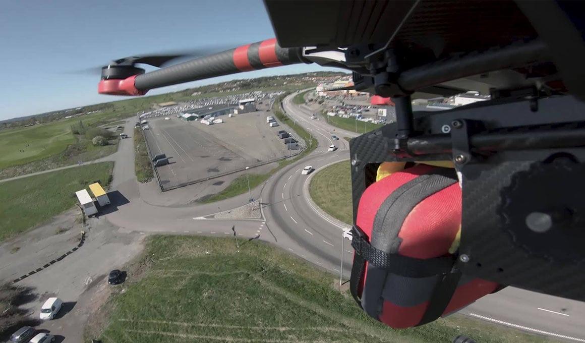 Autonomous Drones - Everdrone