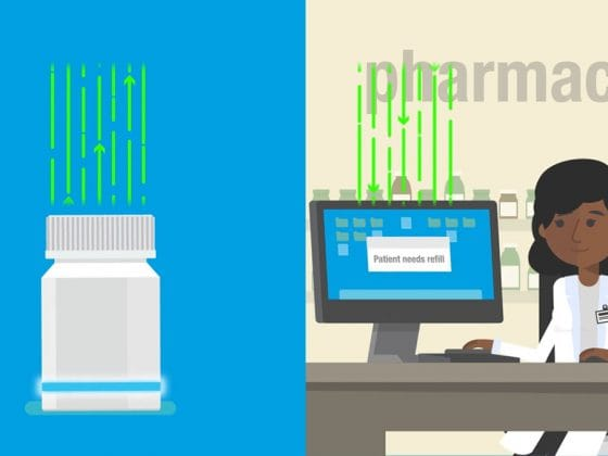 AdhereTech - Smart Pill Bottle