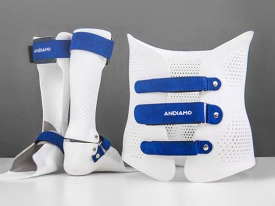 Andiamo - AI and 3D printed Orthotics