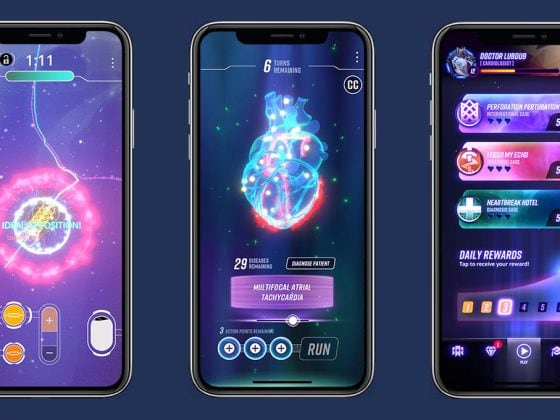 Cardio Ex - Video Game App