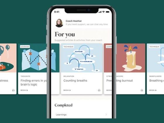 Ginger App - On-demand mental healthcare