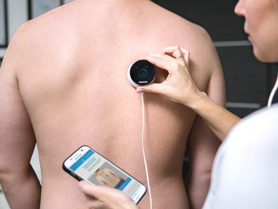 StethoMe - Smart Stethoscope