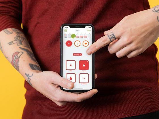 Clue Period Tracking App