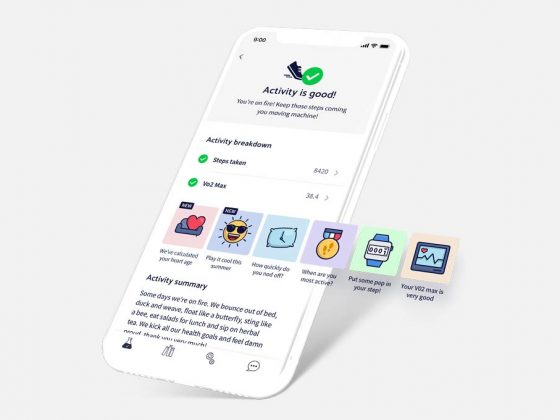 HeadUp App