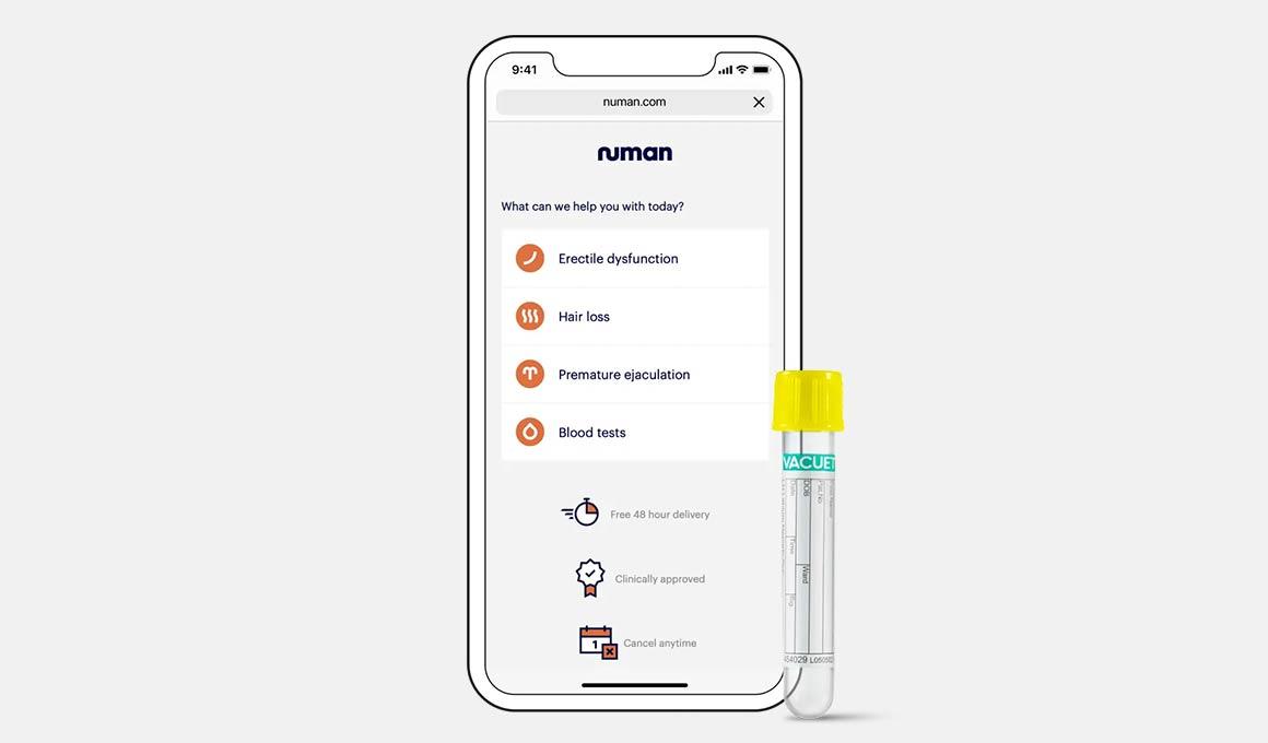 numan telemedicine platform