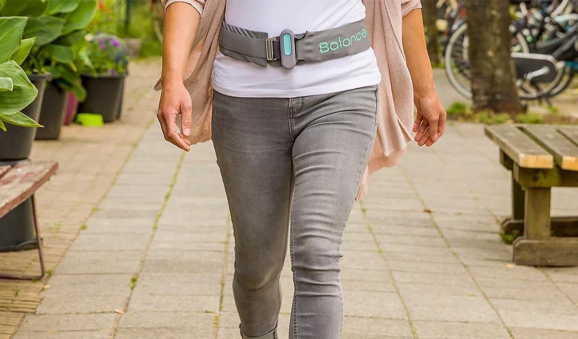 Balance Belt wearable technology