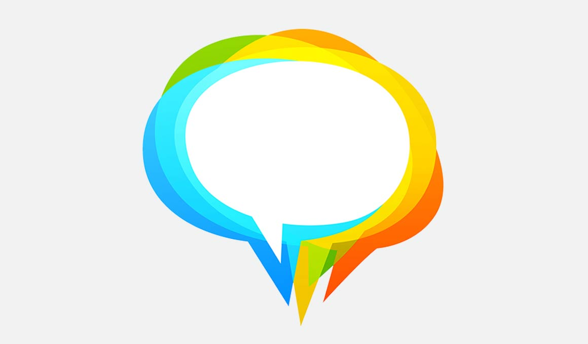 Creative Chat Bubbles