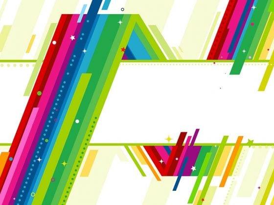 Pathways abstract artwork