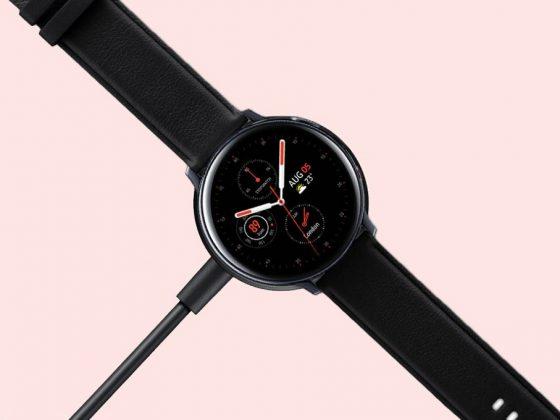 The Samsung Galaxy Watch Active 2