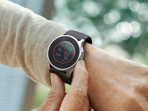 Omron heartguide smart watch