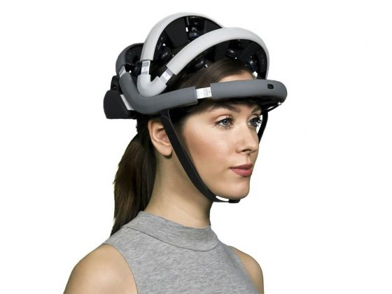 Zeto wireless dry electrode eeg headset