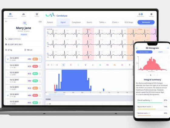 Cardiolyse - Real-Time Remote Cardiac Monitoring