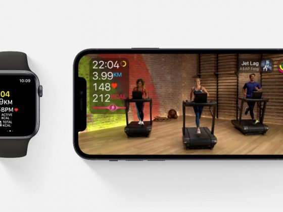 Apple Fitness+ Workout