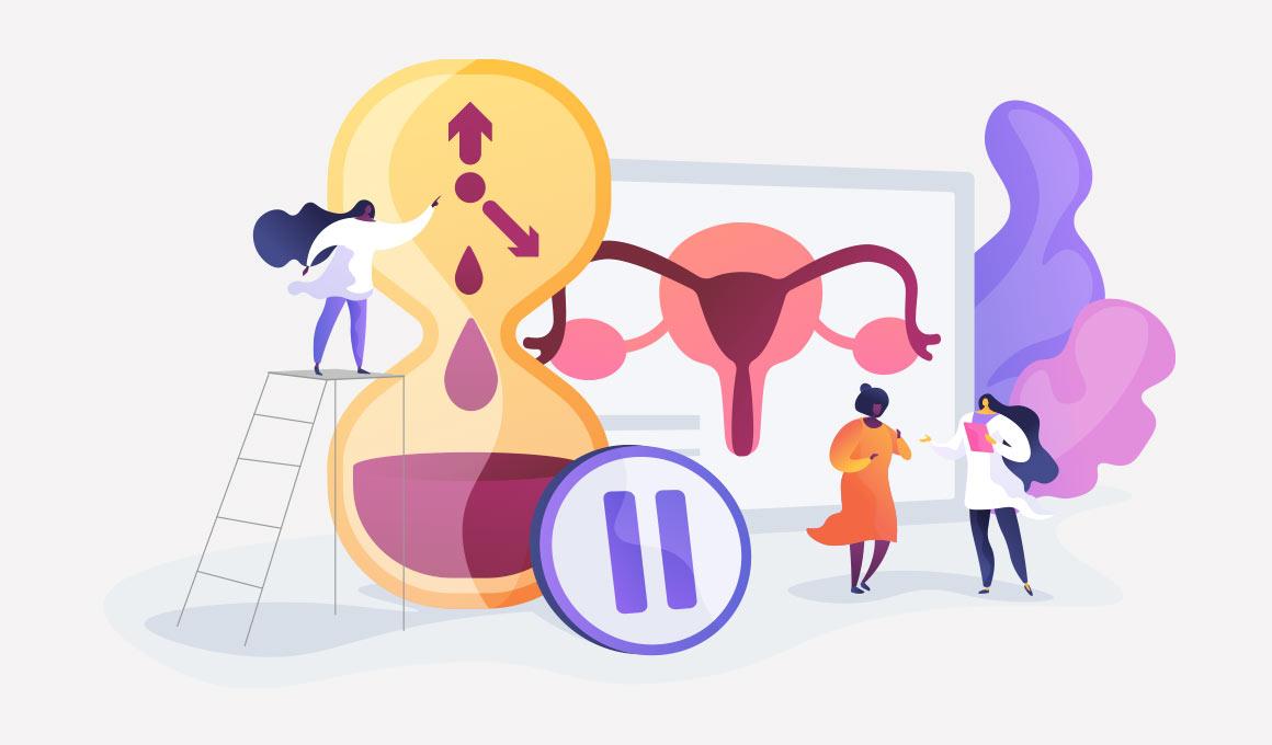 Menopause digital care platform