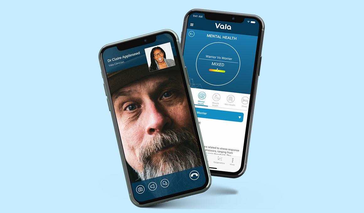 Vala Health Telemedicine App
