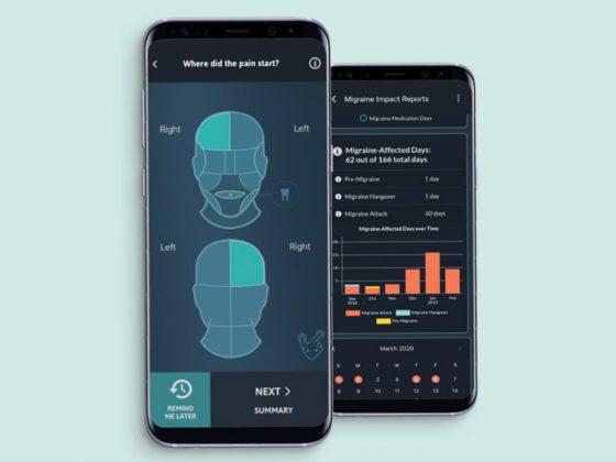 Migraine Tracking App - Migraine-Buddy