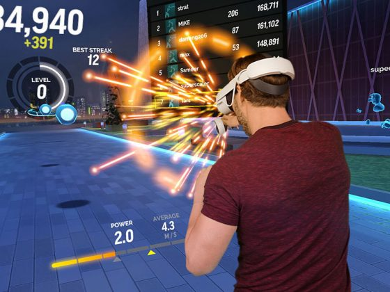 FitXR - Fitness VR Games