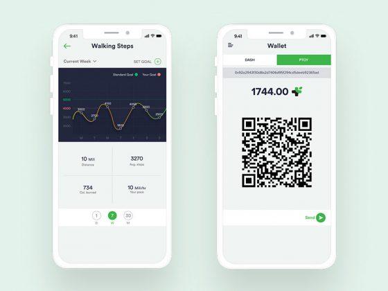 Patientory Blockchain Healthcare App