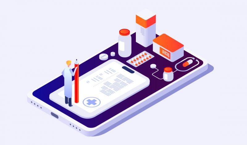 Healthtech Illustration