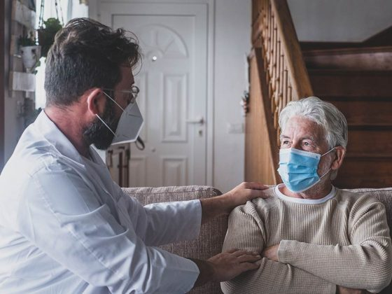 At-home doctor visit