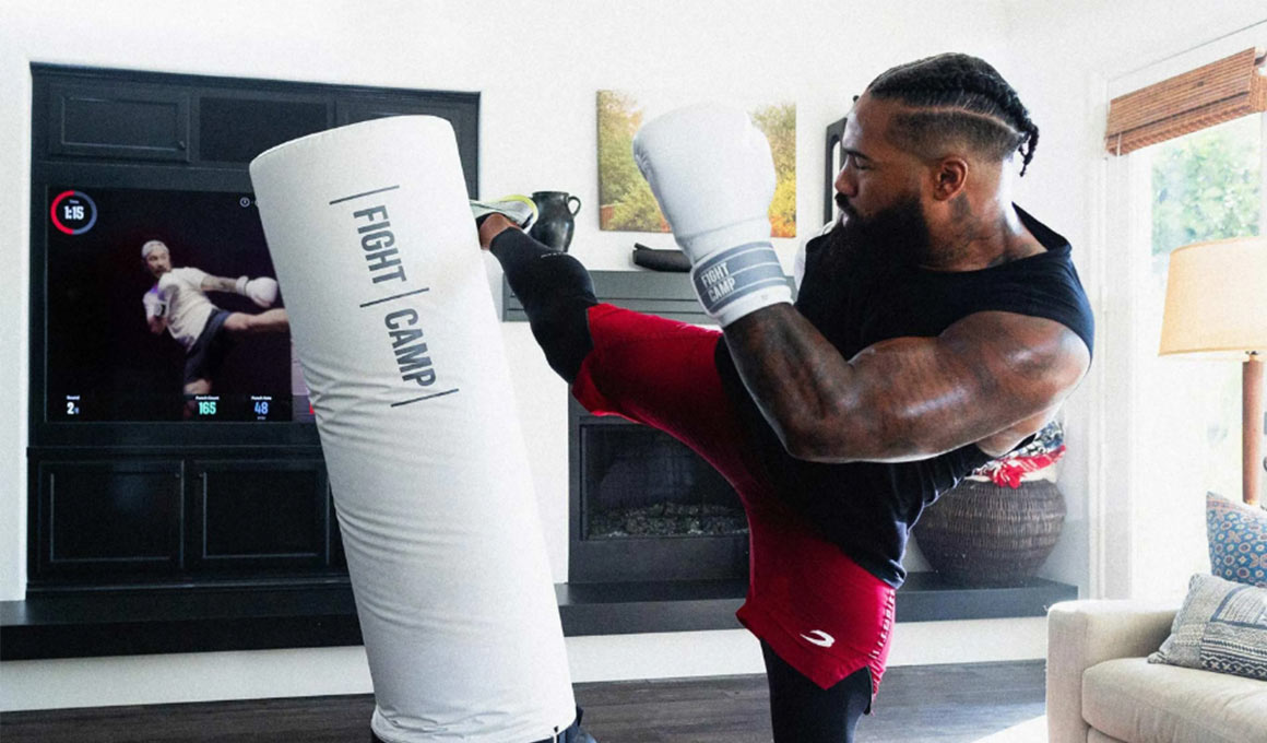 FightCamp At-Home BoxingWorkout