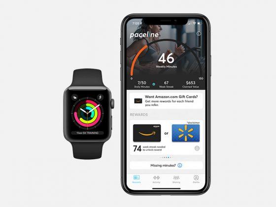 Paceline App