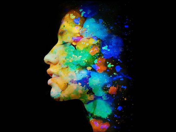 Mental Health Awareness Artwork